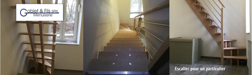 Escalier ad hoc ? En avant, marche(s) !